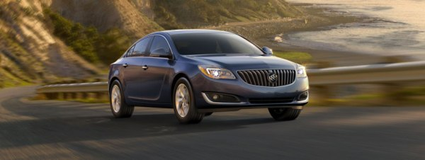 2014 Buick Regal Riverside